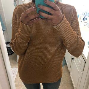 Cozy & Soft Mustard Yellow Sweater